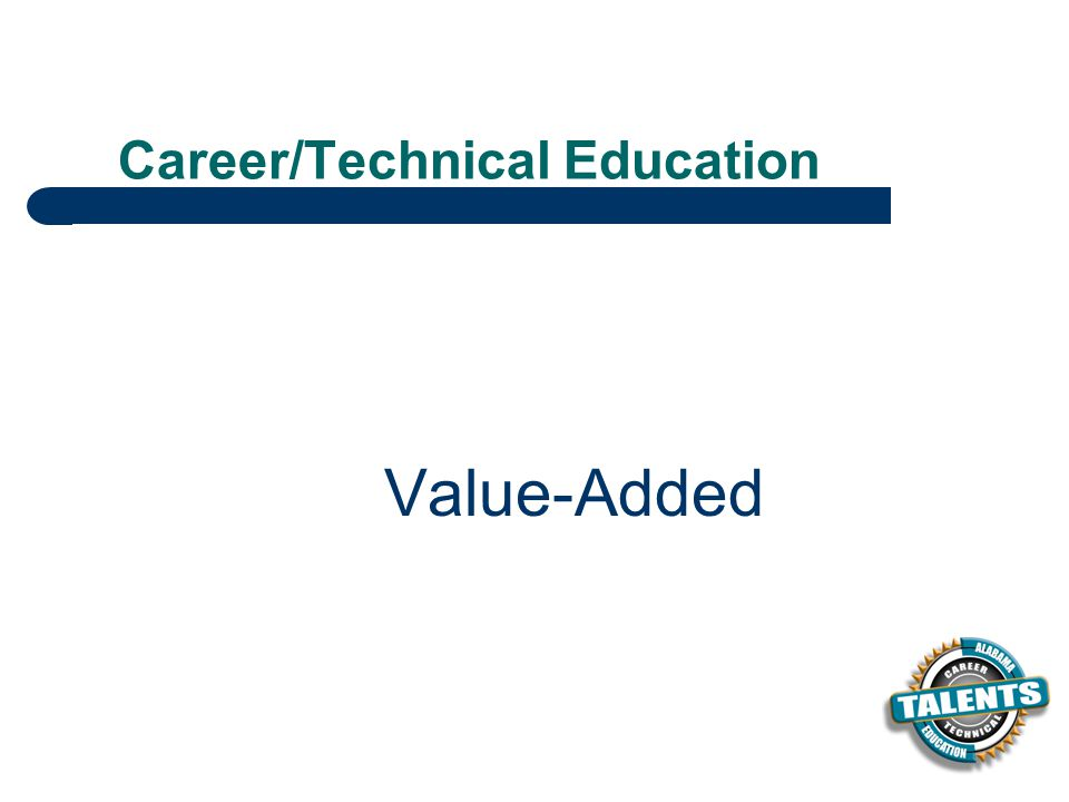 Enhanced Academic Knowledge and Skills Literacy Reading comprehension and understanding written instructions Writing the English language with clarity and without ambiguity Quality and style of handwriting Mathematics Basic math Geometry, trigonometry, and algebra (fractions) Applied technical math/shop math Verbal Ability to communicate with co-workers and in team meetings Auburn industry desires enhanced academic knowledge and skills in: