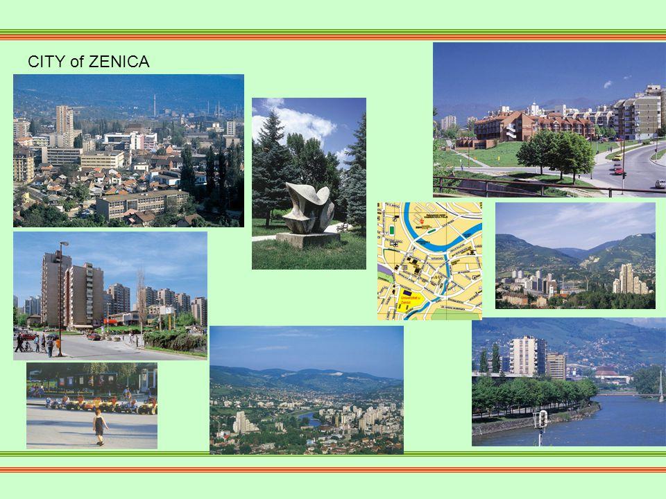CITY of ZENICA