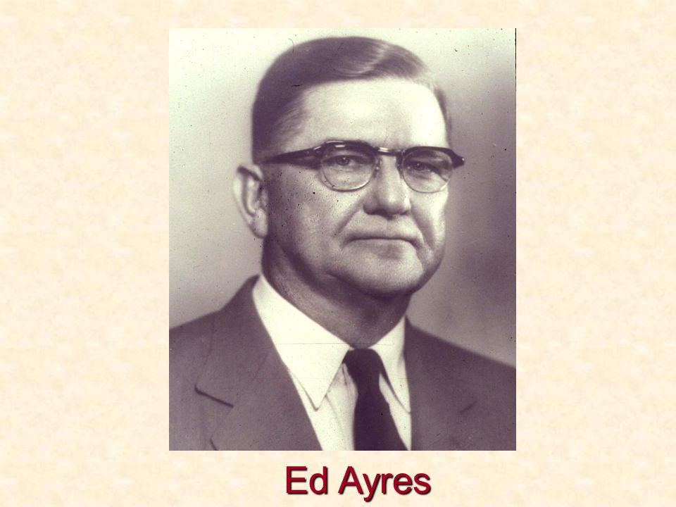 Ed Ayres