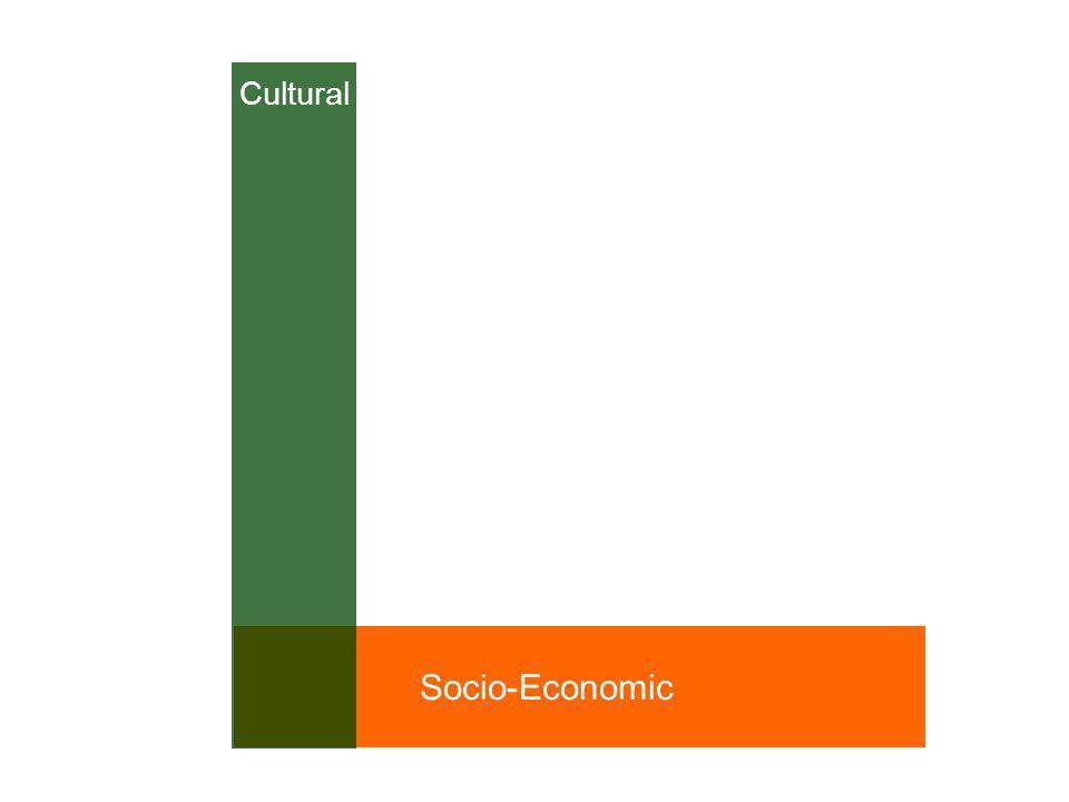Socio-Economic Cultural