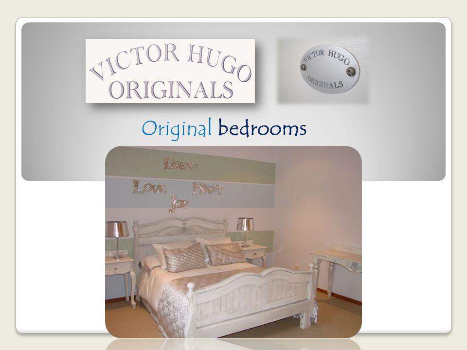 Original bedrooms