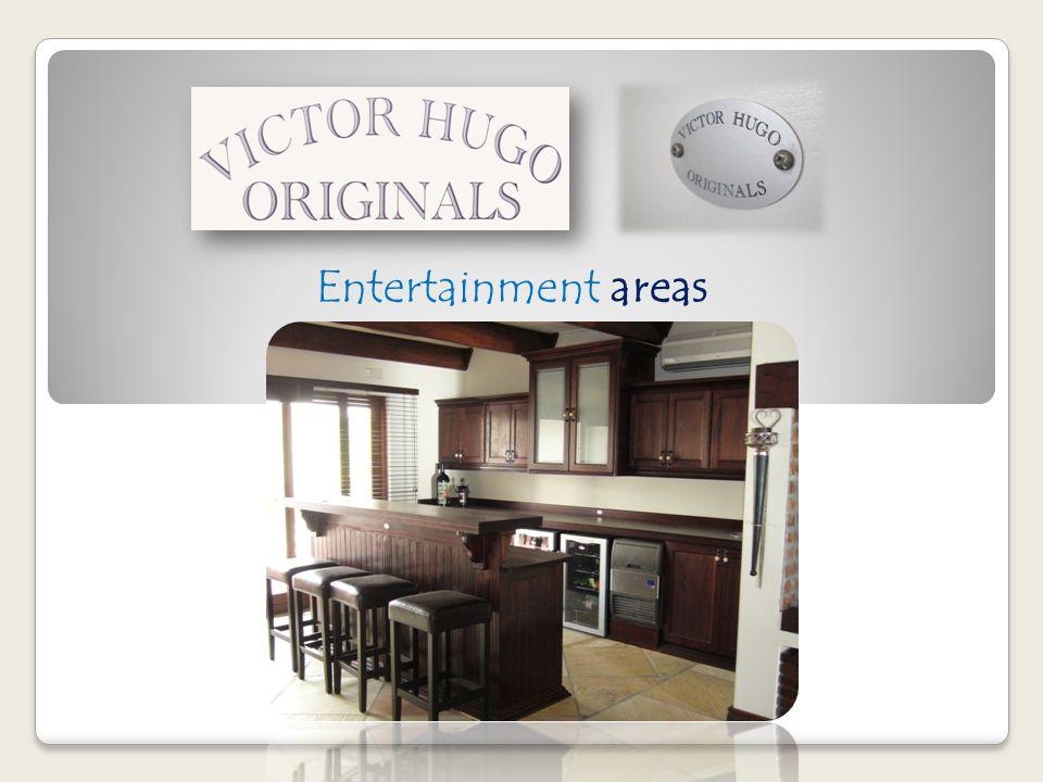 Entertainment areas