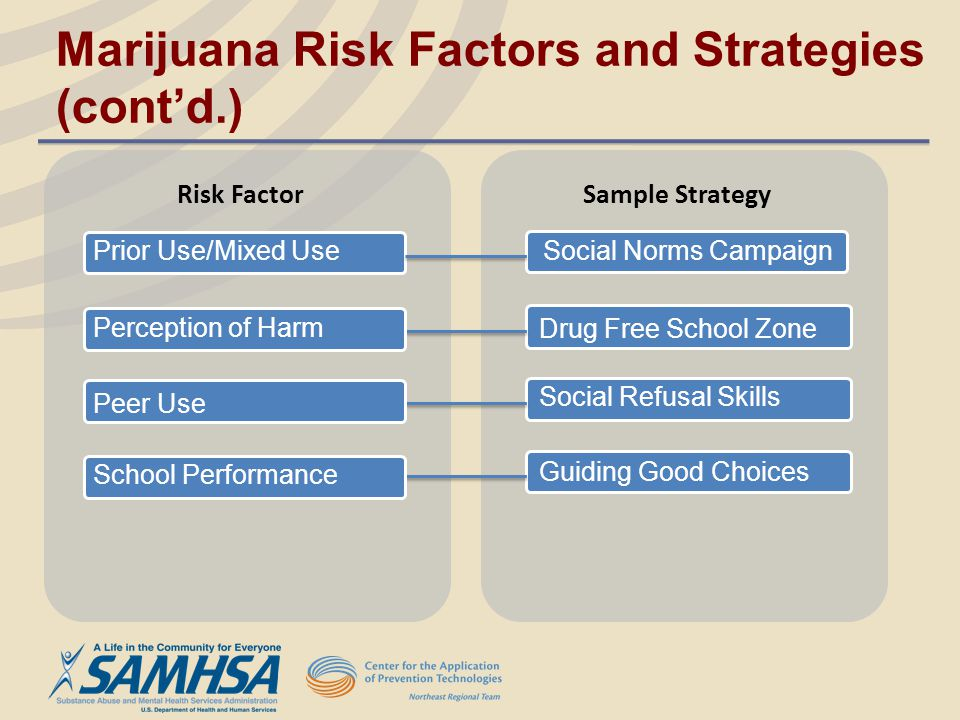 Social Refusal Skills Guiding Good Choices Drug Free School Zone Social Norms Campaign Risk Factor Sample Strategy Prior Use/Mixed Use Peer Use School