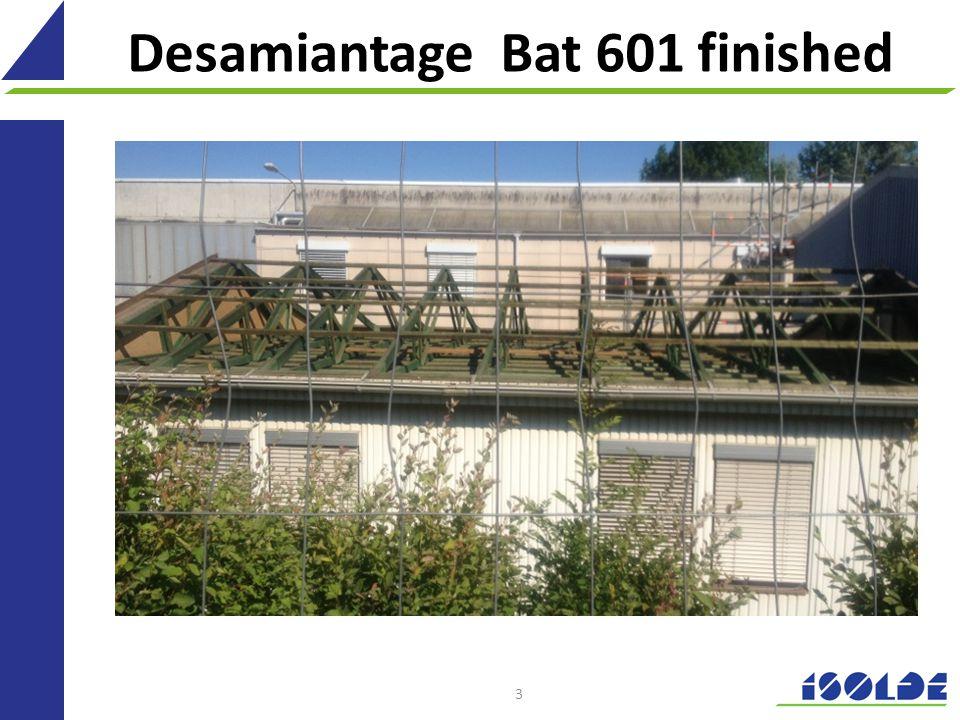 Desamiantage Bat 601 finished 3