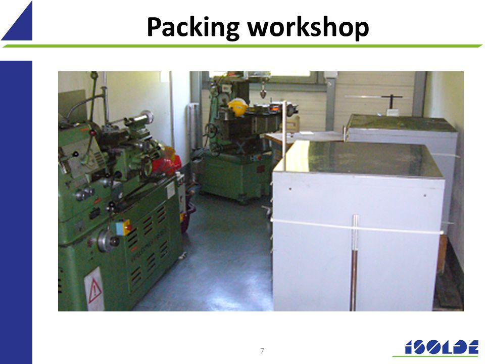 Packing workshop 7