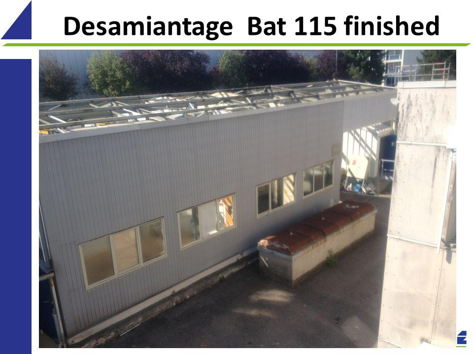 8 Desamiantage Bat 115 finished