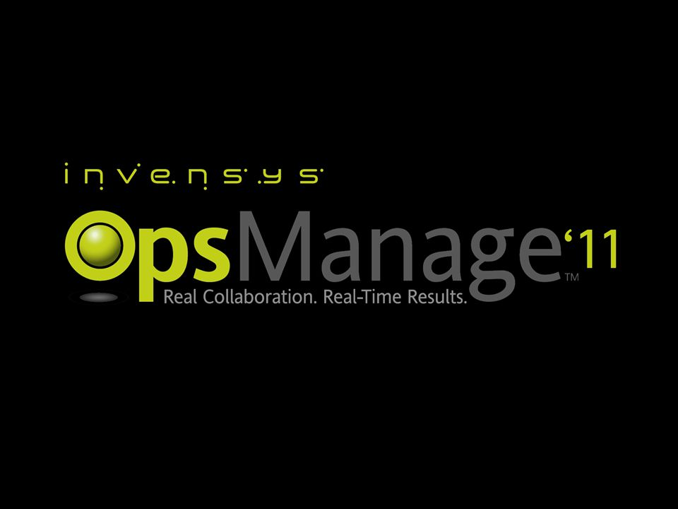 © 2010 Invensys.All Rights Reserved.