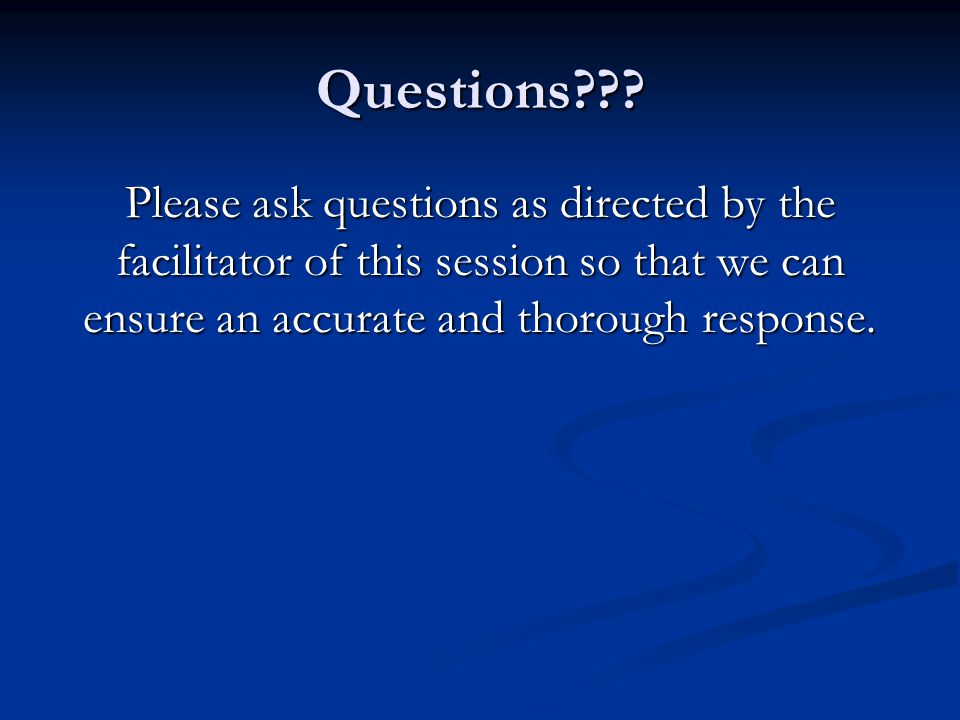 Questions??.