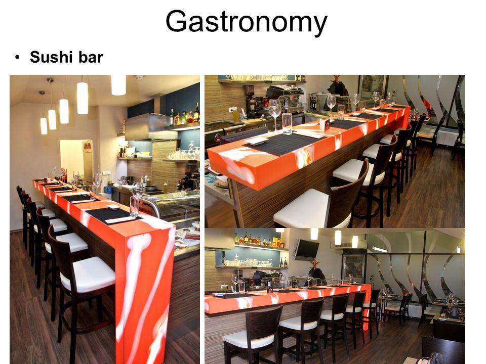 Gastronomy Sushi bar