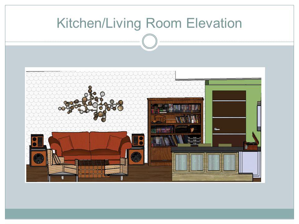 Kitchen/Bathroom Elevation