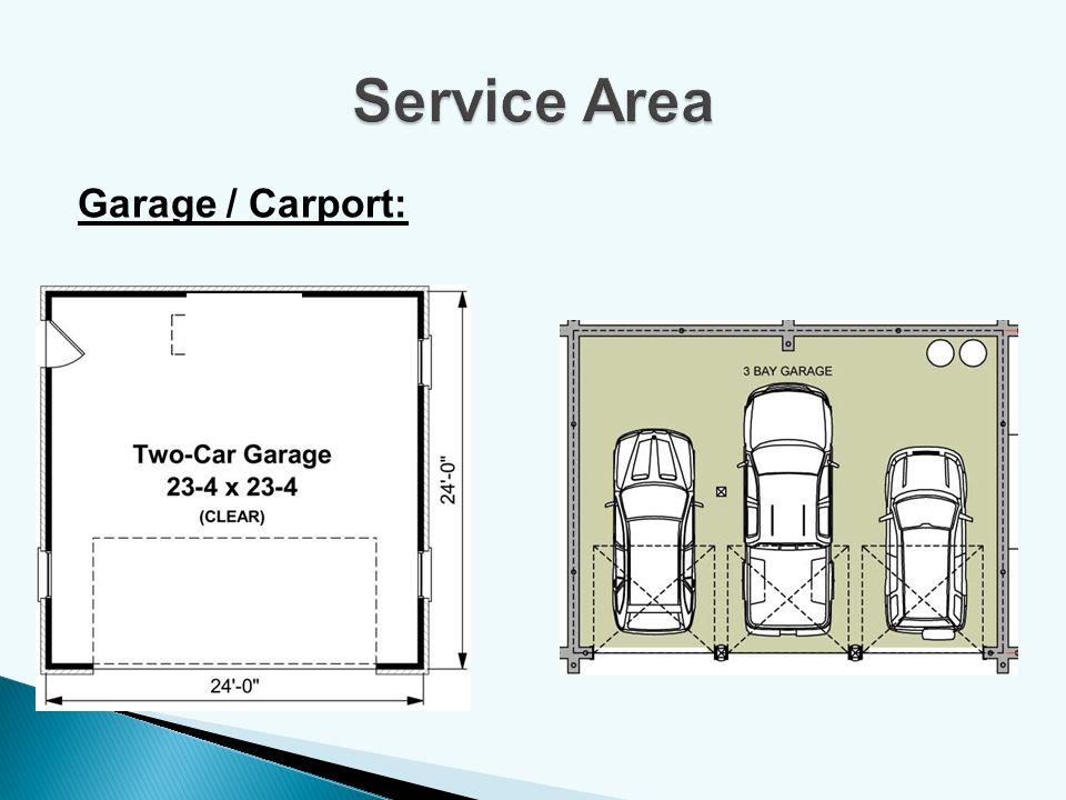 Garage / Carport: