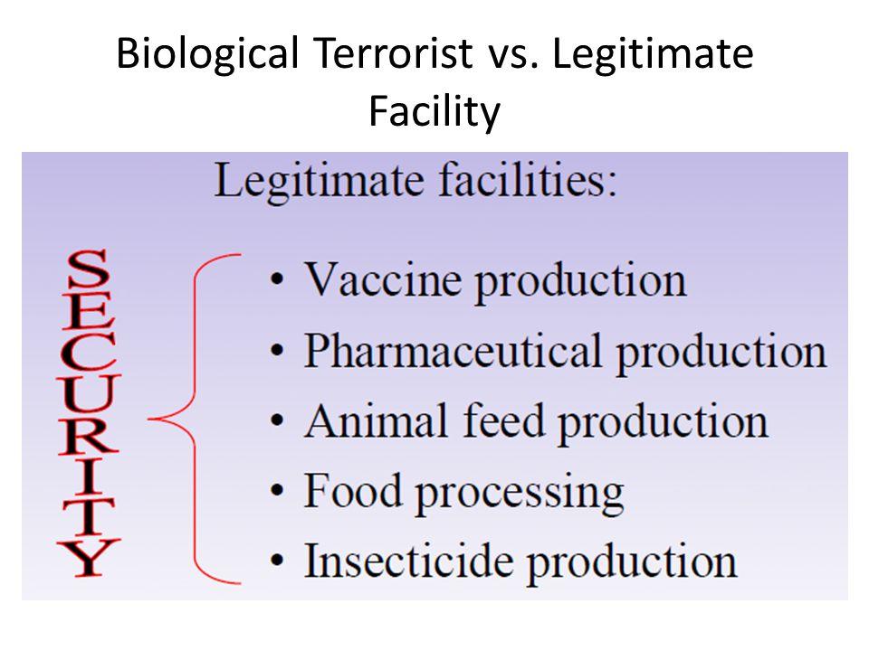 Biological Agent Production