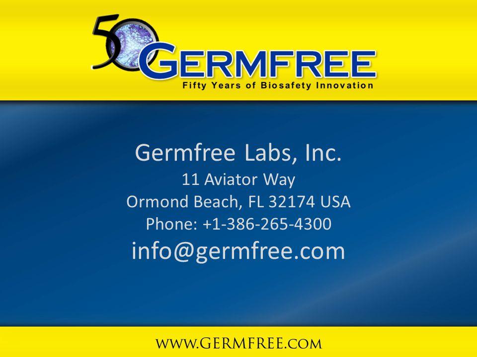 Germfree Labs, Inc.