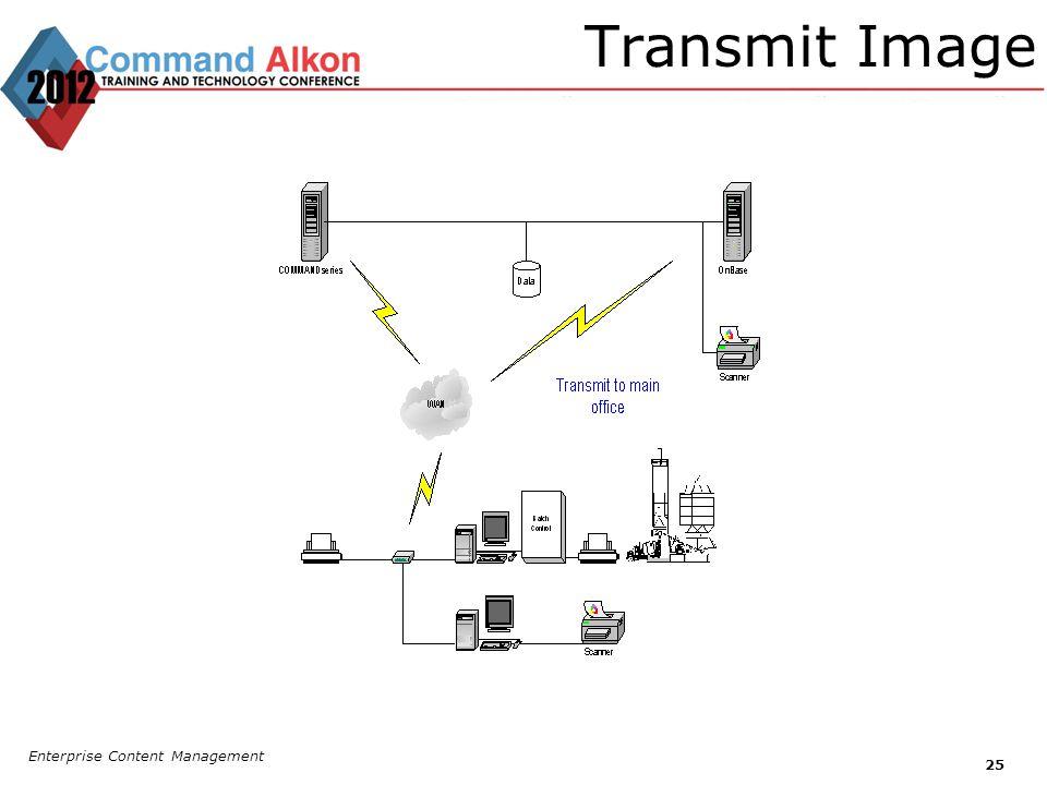 Transmit Image Enterprise Content Management 25