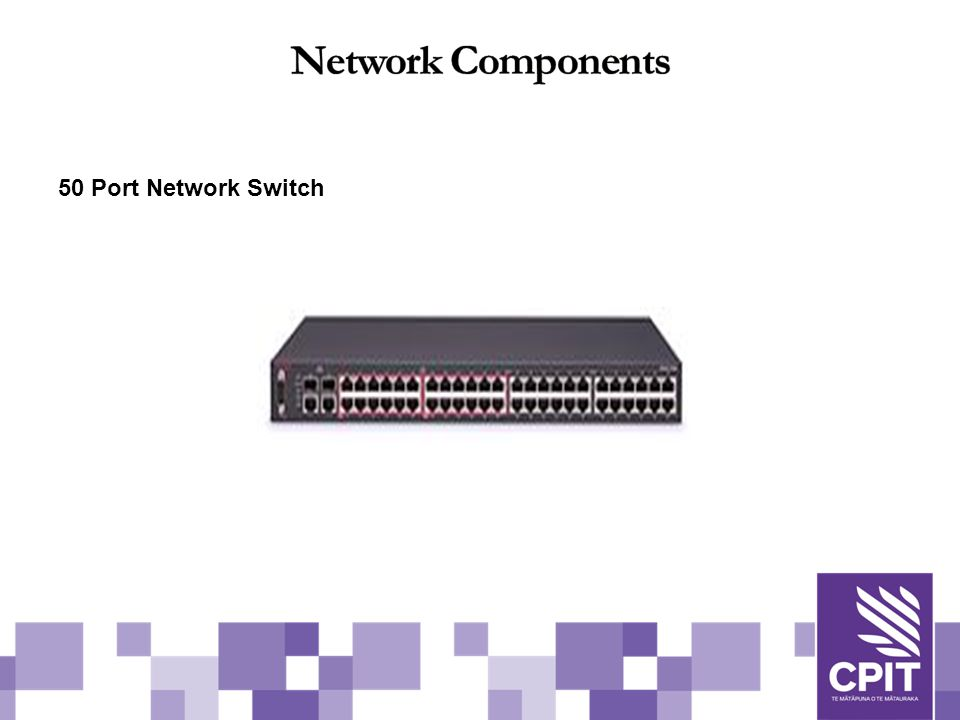 50 Port Network Switch