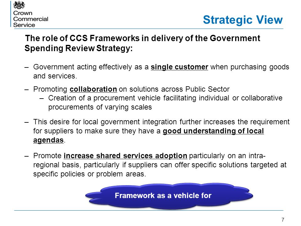 48 GDS are driving change from the heart of Government 5 Exemplar projects Oversight of central government projects New procurement channels GDS 127 digital projects 25 exemplar projects including: Electoral registration, Rural support (CAP), PAYE for employees, Criminal Record Check & Visa Applications Approve technical aspects of projects Facilitate pre-market engagement with departments Advise on technical architecture Build skills & drive behavioural change in departments Promote Open Standards G Cloud Digital Services Framework (DSF) Simplification of the framework tendering process Getting Full Value from SMEs