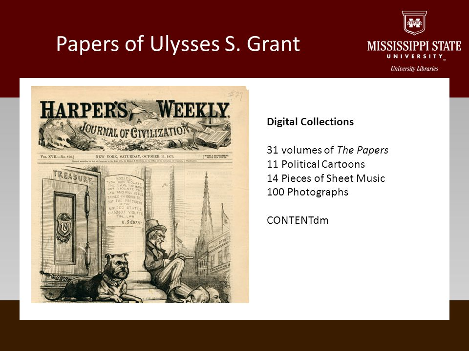 Papers of Ulysses S.