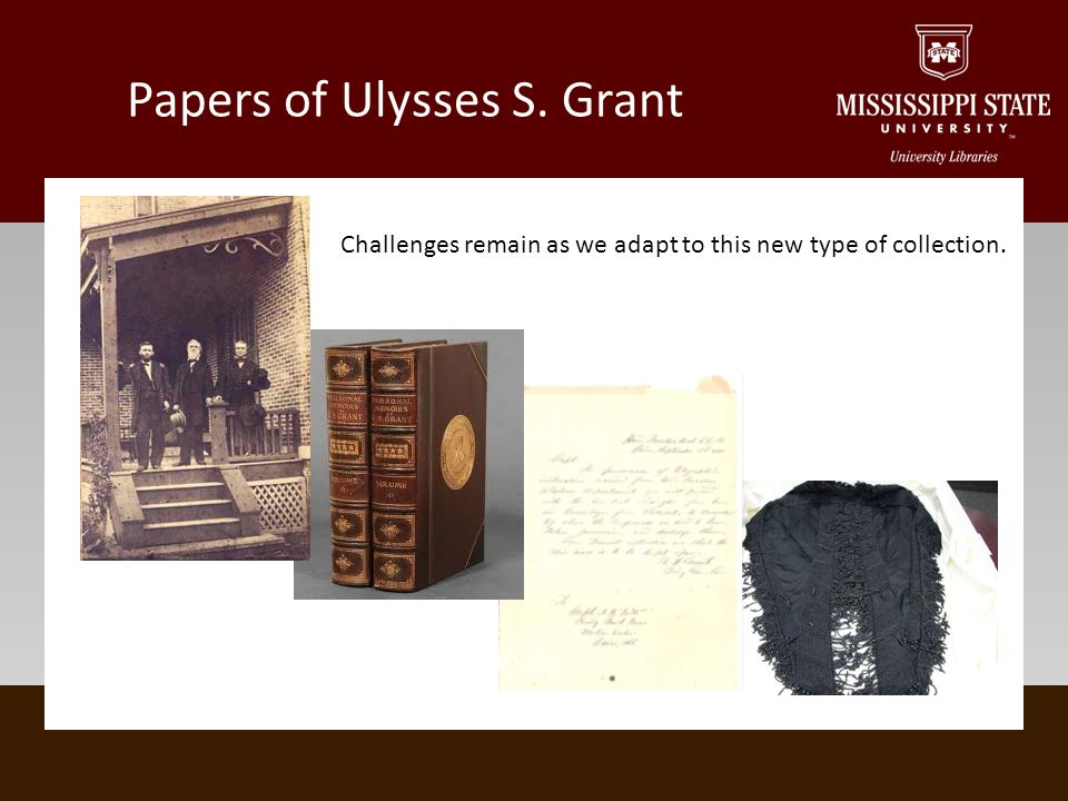 ulysses s. grant research papers