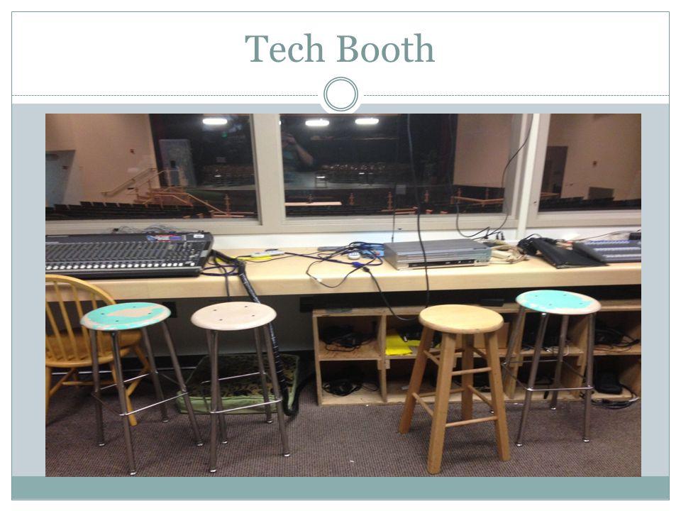 Tech Booth