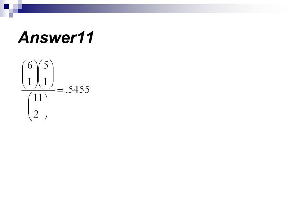 Answer11