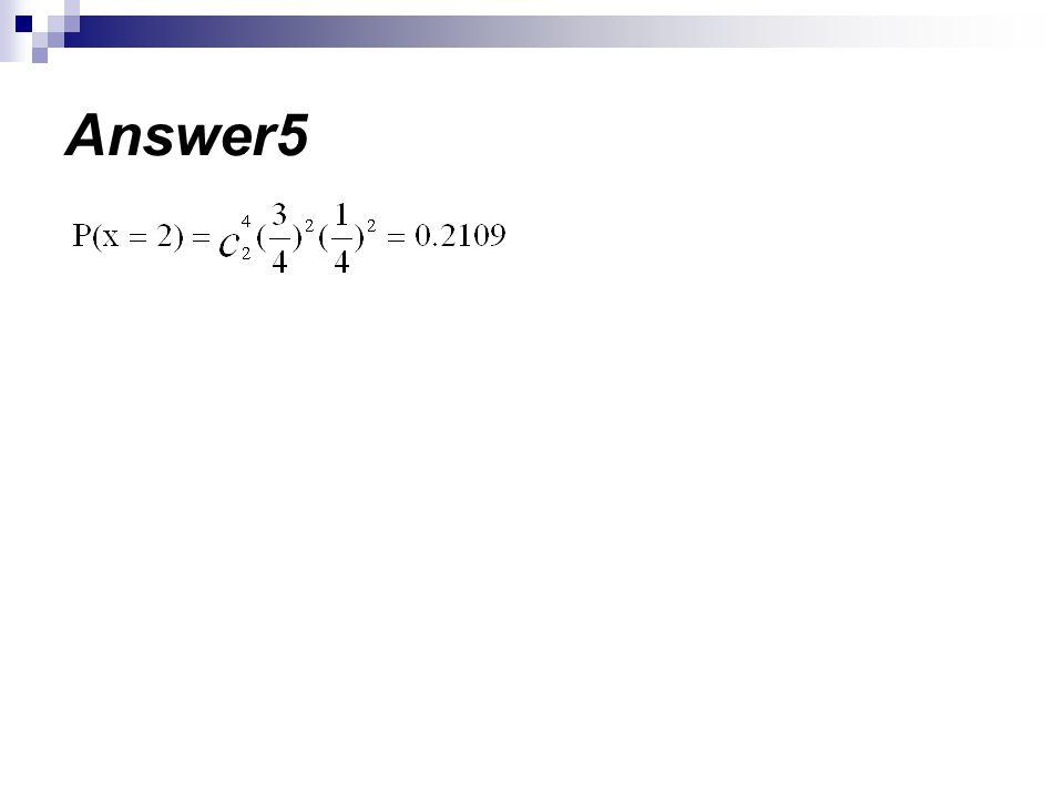 Answer5