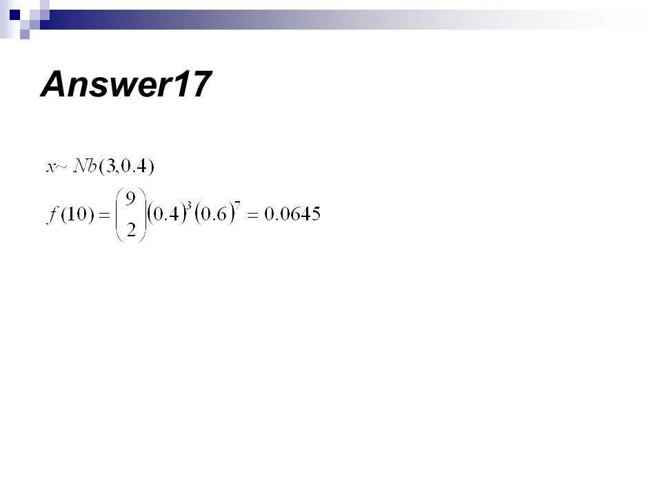 Answer17