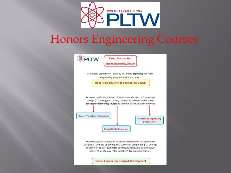 Honors Engineering Courses