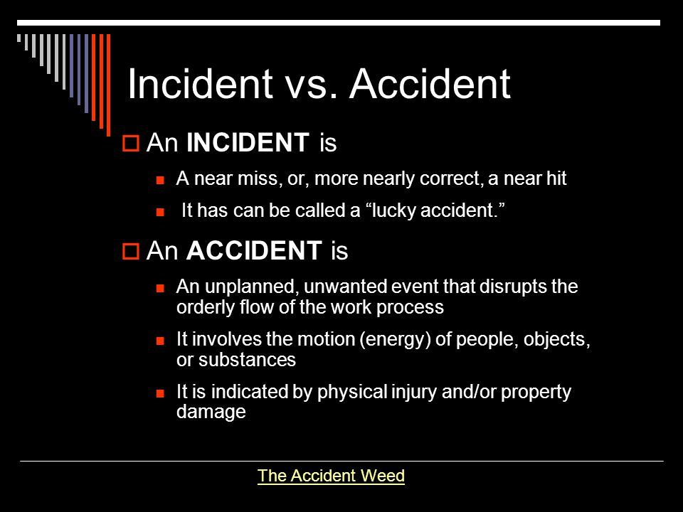 Protocol for Injured or Ill Persons Assume… that the injury/illness is on campus – important for ensuring that the phone number given here is the correct one that the injury/illness is work related (workers comp) if injured/ill person is an employee that only the injured/ill person involved in the emergency