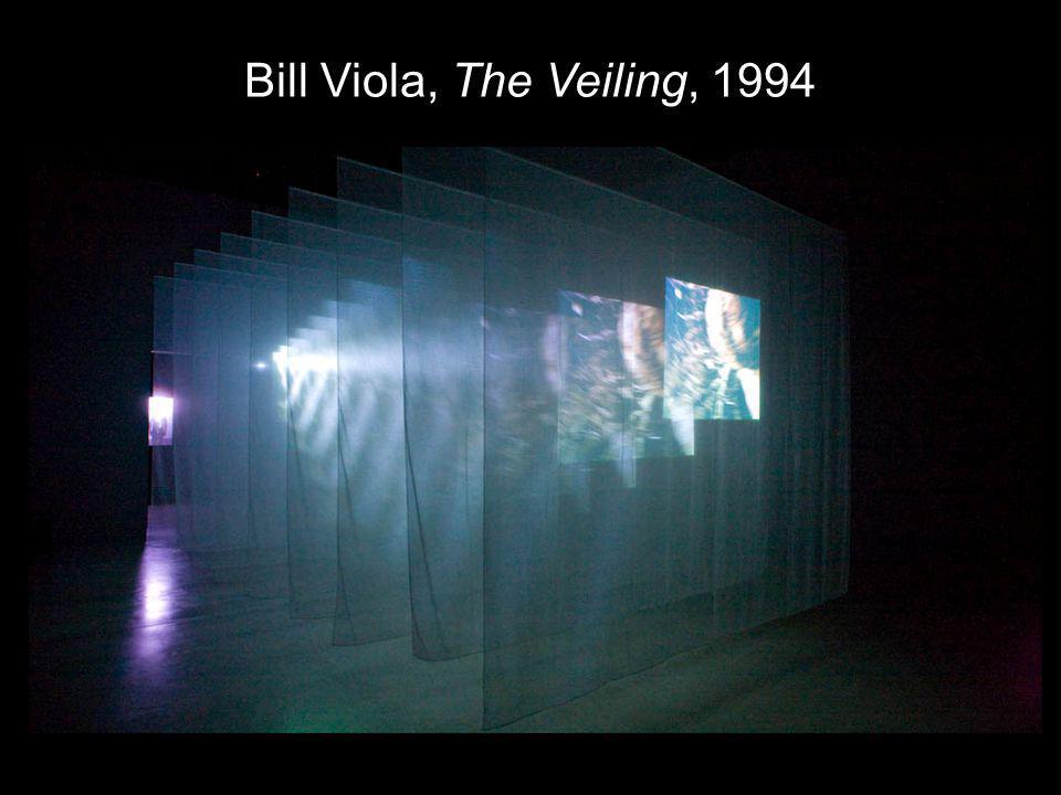 Bill Viola, The Veiling, 1994