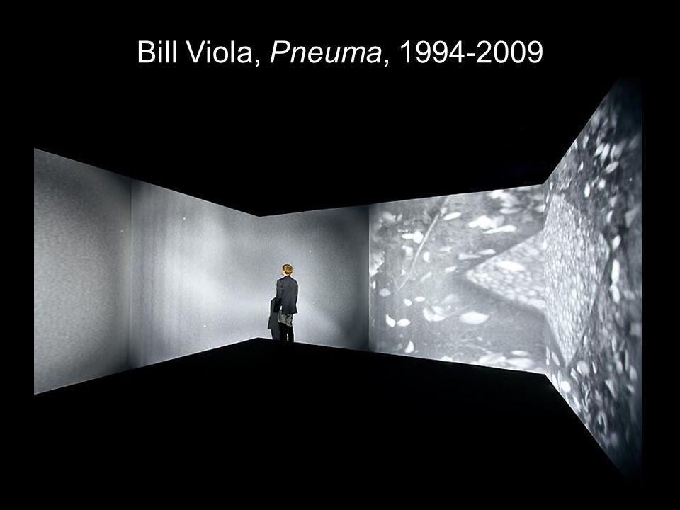 Bill Viola, Pneuma, 1994-2009