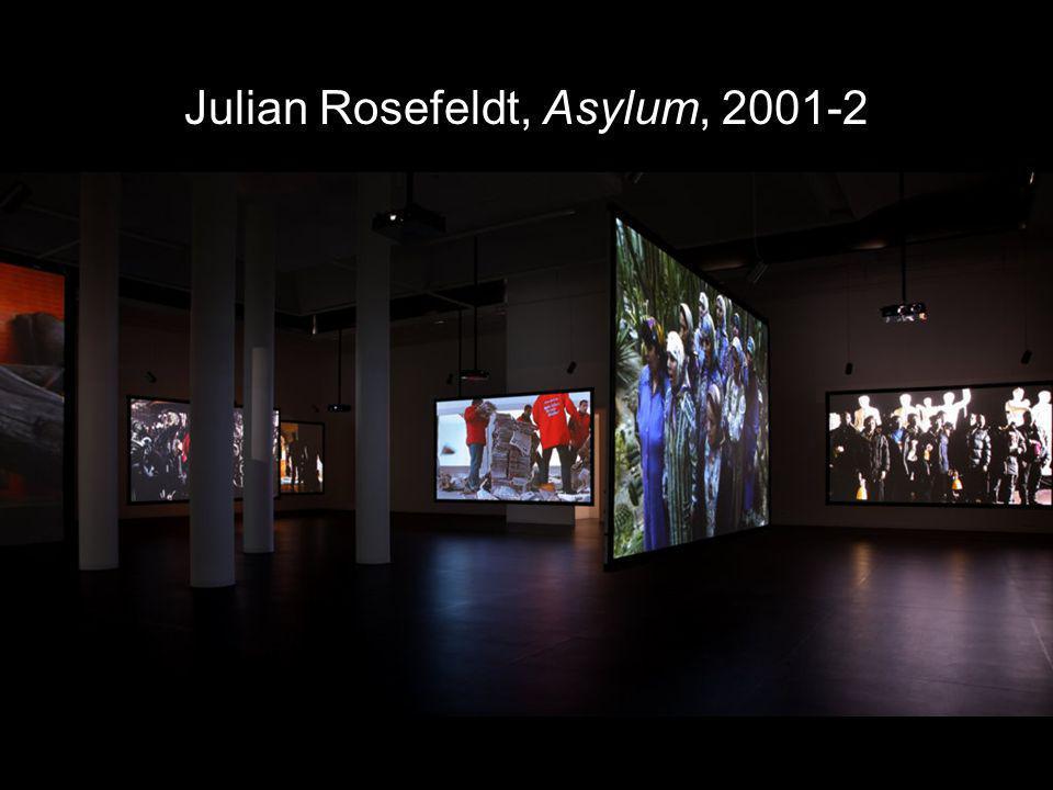 Julian Rosefeldt, Asylum, 2001-2