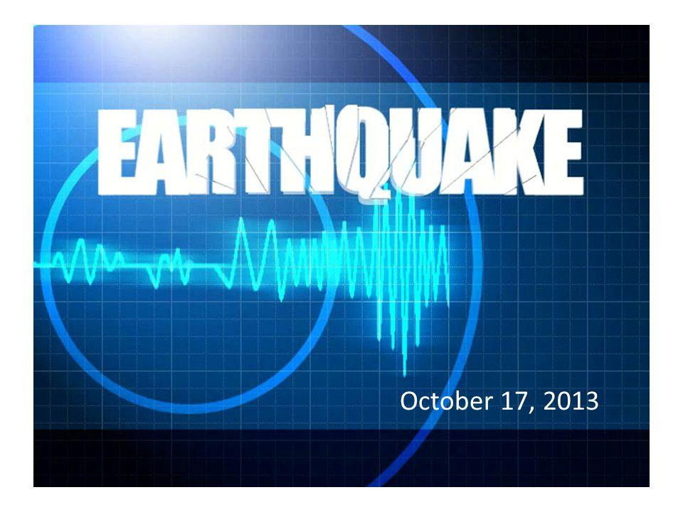 October 17, 2013