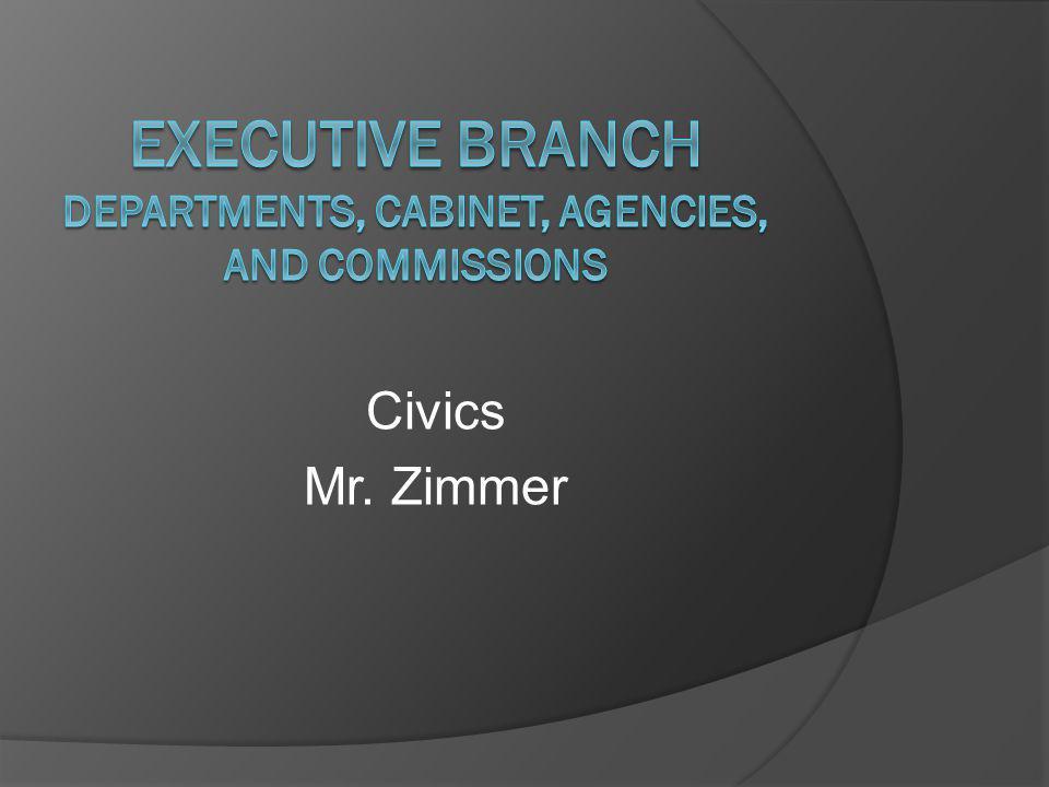 Civics Mr. Zimmer