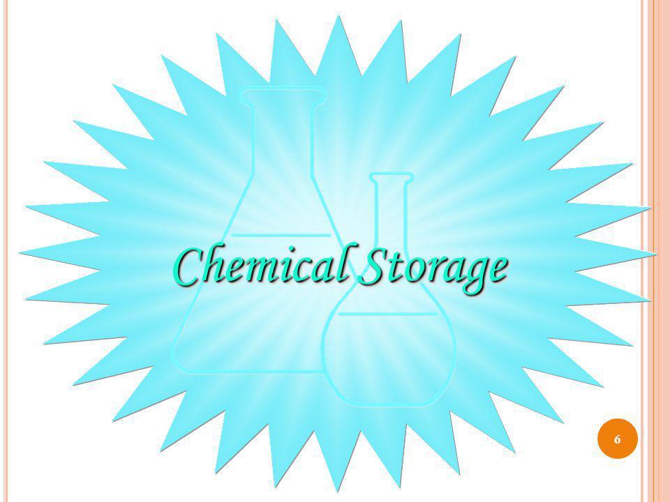 6 Chemical Storage