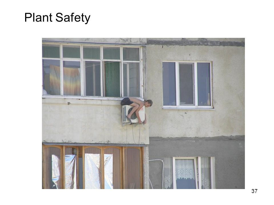 37 Plant Safety