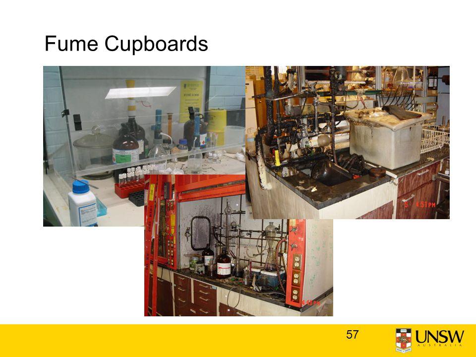 57 Fume Cupboards