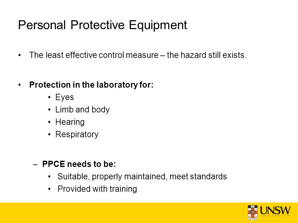 Biological safety cabinets These DO NOT filter or absorb any hazardous fumes, vapours or gases.