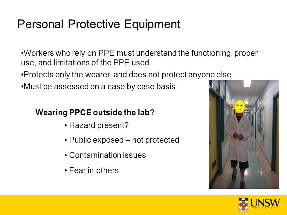 Protective Footwear How could this happen in a lab/workshop?