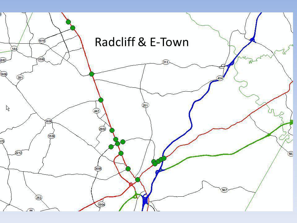 Radcliff & E-Town