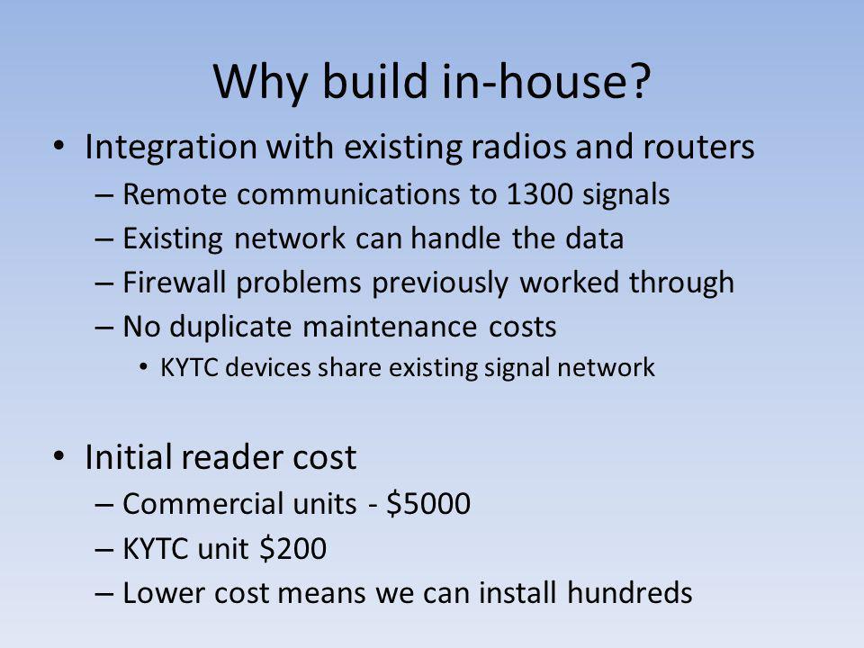 IP Radios – current issues De sensitization in certain installations – Repeaters.
