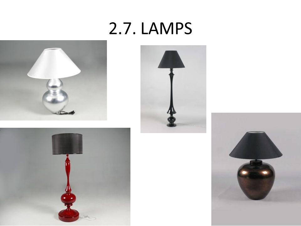 2.7. LAMPS