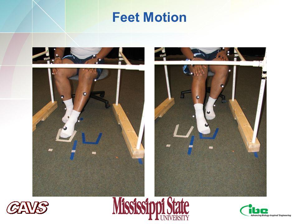 Feet Motion