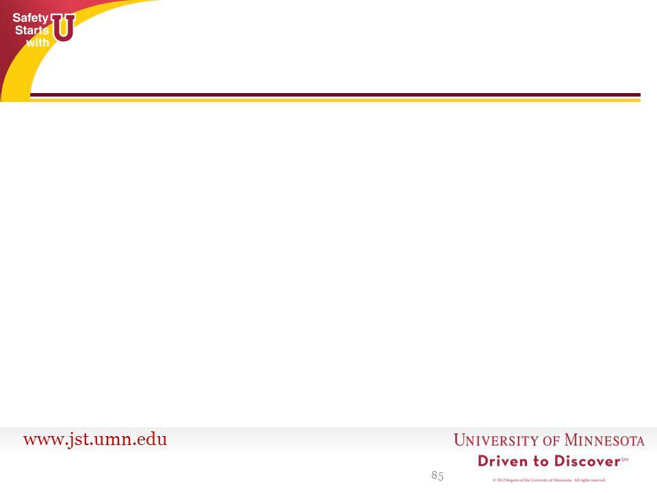 www.jst.umn.edu 85