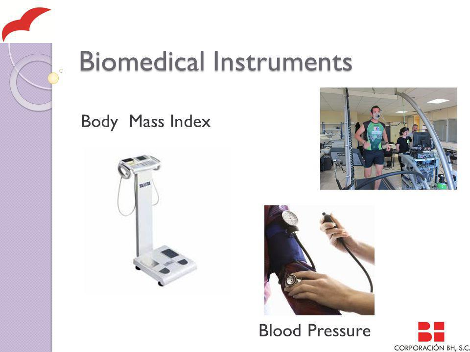 Biomedical Instruments Body Mass Index Blood Pressure