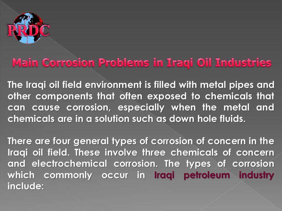 Iraqi Patent No.2728 Iraqi Patent No.2728 Corrosion Inhibitor for Well Acidizing Processes.