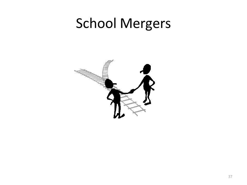 School Mergers 37