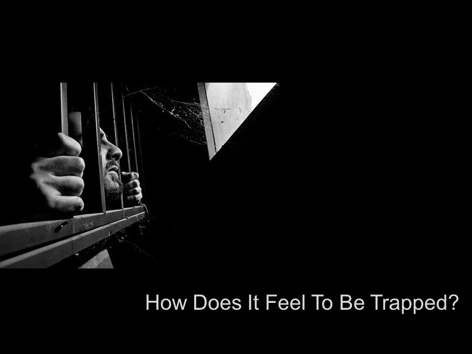 How Does It Feel To Be Trapped?