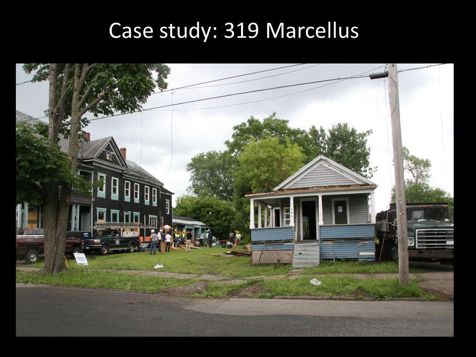 Case study: 319 Marcellus