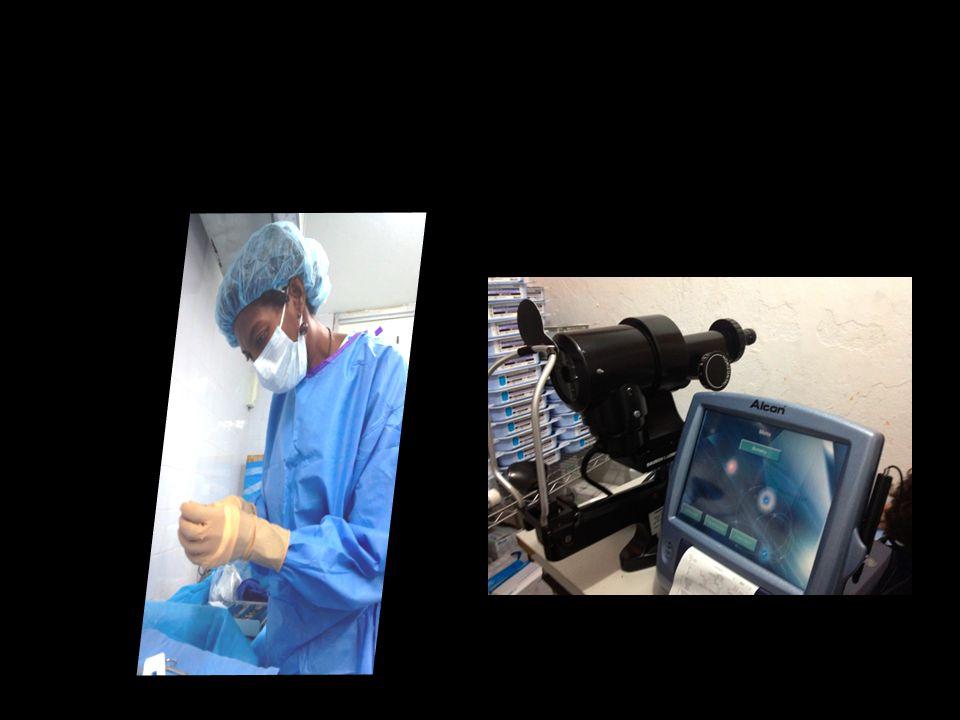 Bernard Mevs Eye Clinic
