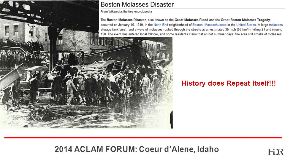 BR ACLAM FORUM: Coeur dAlene, Idaho History does Repeat Itself!!!